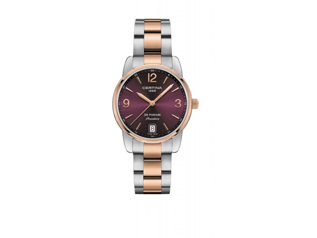 Certina hodinky C034.210.22.427.00