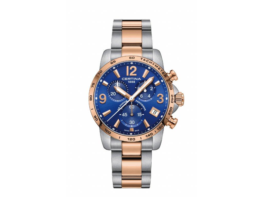 Certina hodinky C034.417.22.047.00