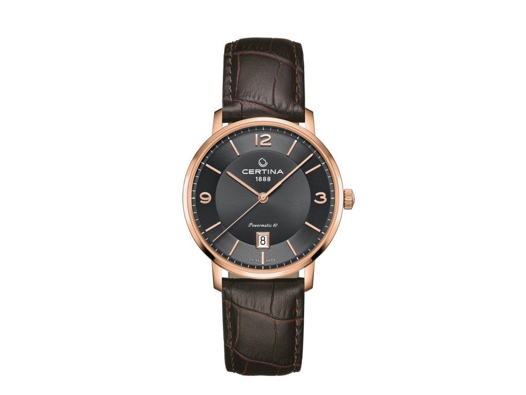 Certina hodinky C035.407.36.087.00
