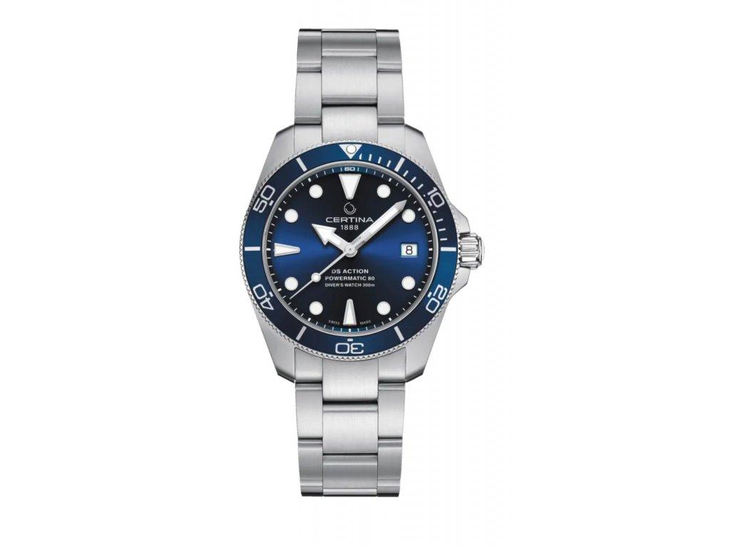 Certina hodinky C032.807.11.041.00