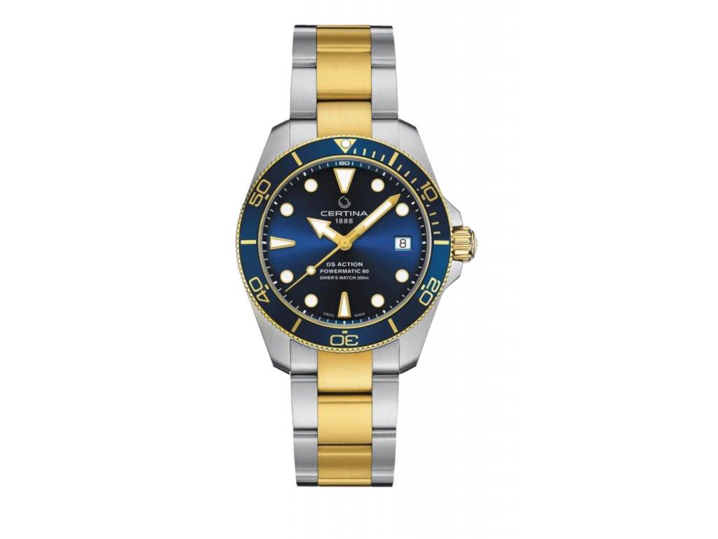 Certina hodinky C032.807.22.041.10