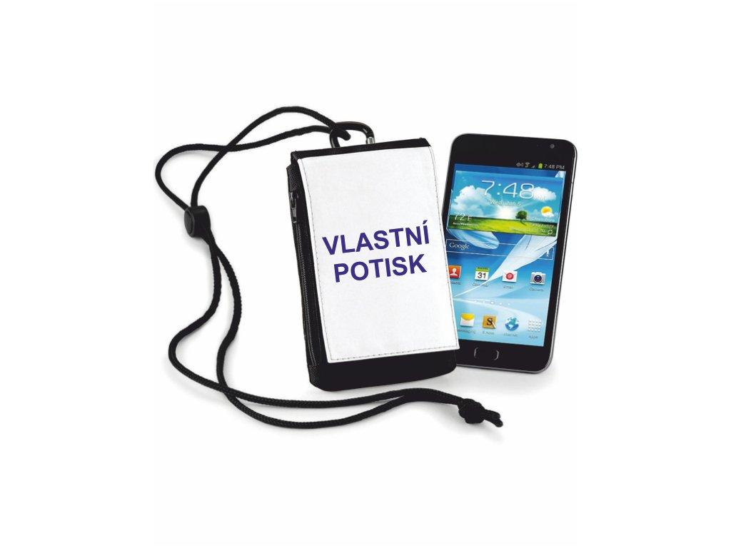 Pouzdro na smartphone XL s vlastním potiskem