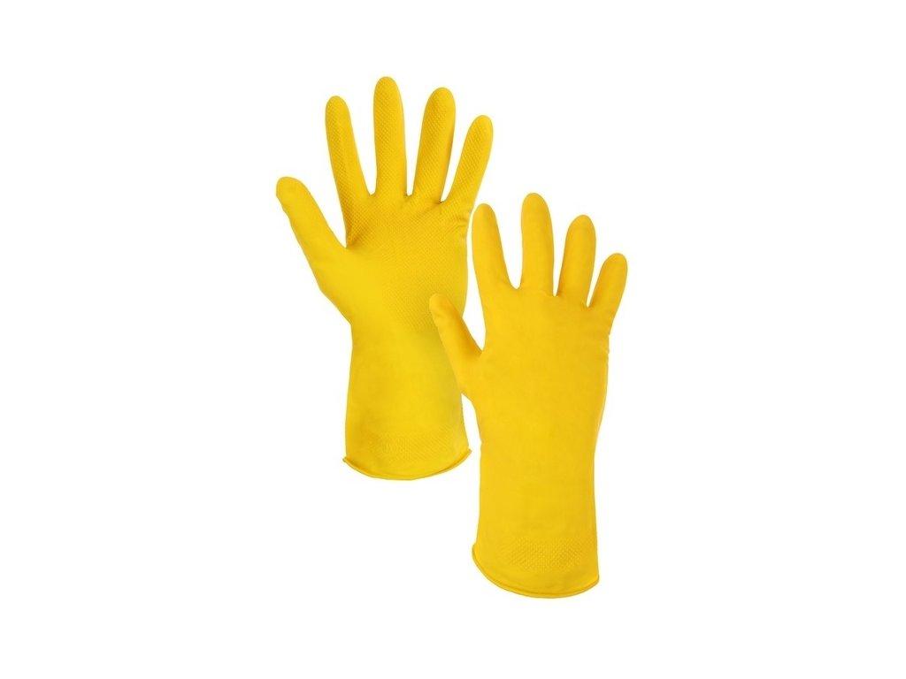 Povrstvené rukavice NINA