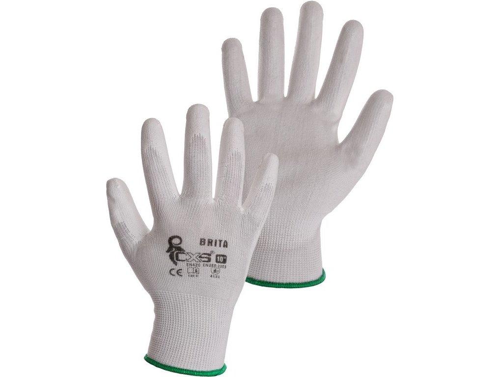 BRITA povrstvené rukavice