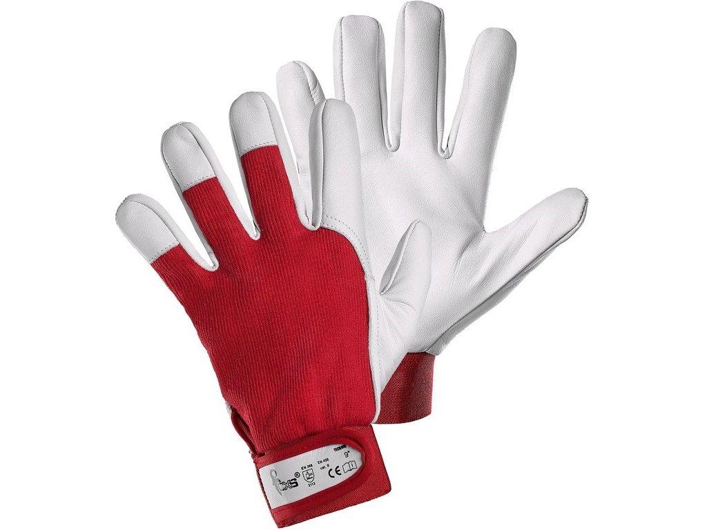 Kombinované rukavice TECHNIK