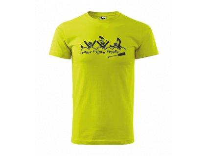 Vodácké tričko PÁRTY V PLNÉM PROUDU
