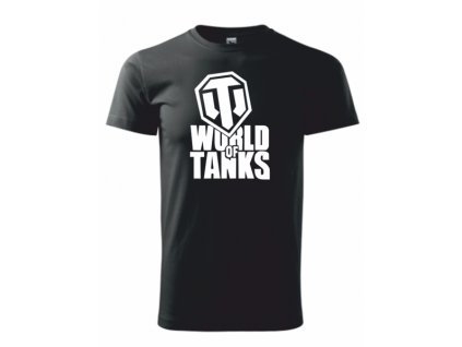 Tričko s WORLD OF TANKS