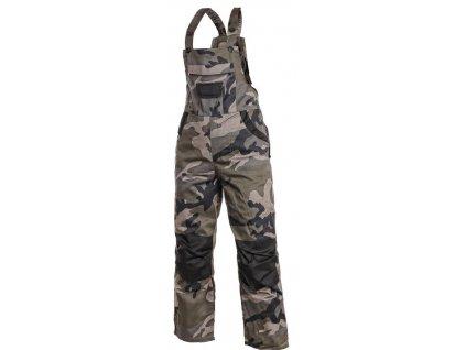 Dětské laclové kalhoty