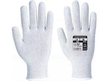 Antistatické rukavice