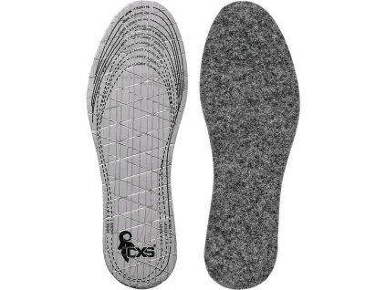 Zateplené vložky do obuvi s hliníkovou fólií
