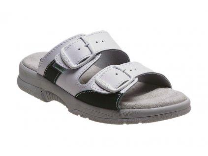 Zdravotní obuv SANTÉ bílé