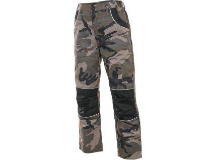 Dětské máskáčové kalhoty CXS WOODY