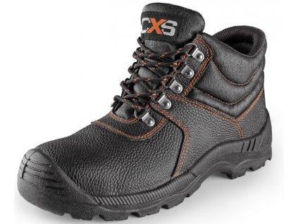 Kotníková bezpečnostní obuv CXS STONE MARBLE S3