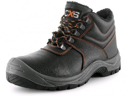 Zimní obuv CXS STONE APATIT WINTER O2
