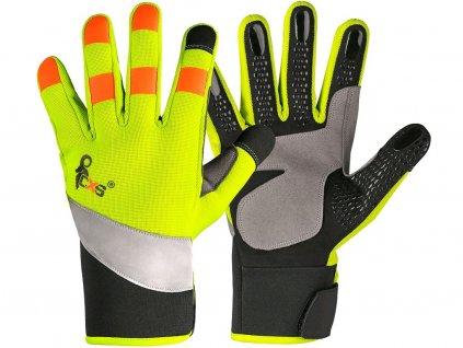 Kombinované rukavice CXS BENSON