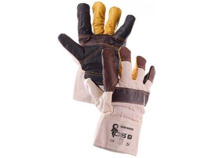 Kombinované zimní rukavice BOJAR WINTER