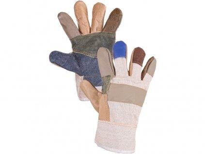 Kombinované rukavice BOJAR