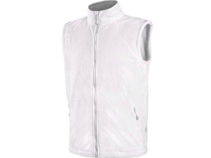 Pánská fleecová vesta CXS MILFORD