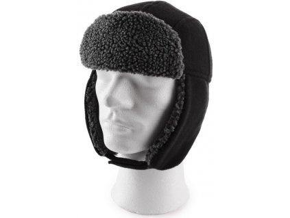Zimní čepice ušanka CXS FJODOR