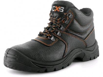 Zimní obuv CXS STONE APATIT WINTER S3