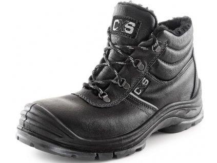 Zimní kotníková obuv CXS SAFETY STEEL NICKEL S3