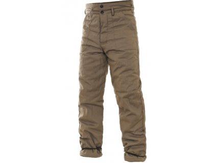 Pánské zimní kalhoty JUNA