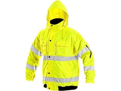 Pánská zimní bunda CXS LEEDS 2v1