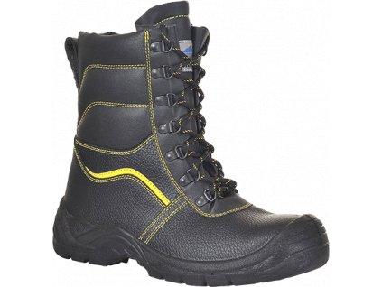 Zateplená kotníková obuv Steelite Protektor S3 CI