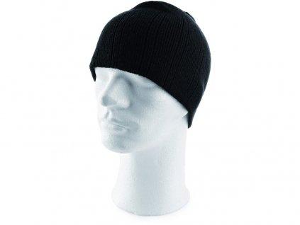 Zimní černá čepice CXS IVAN