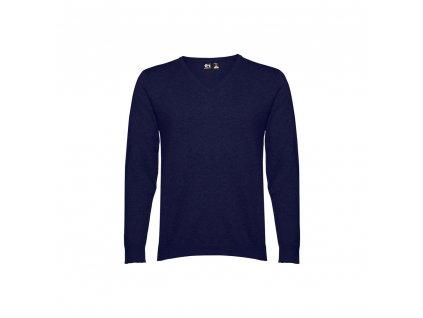 Pánský svetr s výstřihem do V MILAN