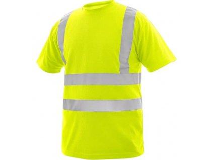 Pánské výstražné tričko CXS LIVERPOOL