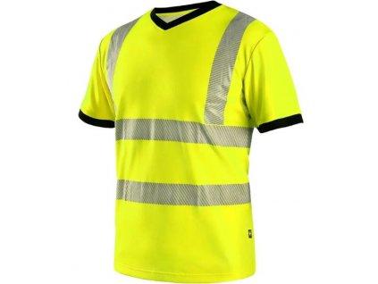 Pánské výstražné tričko CXS RIPON
