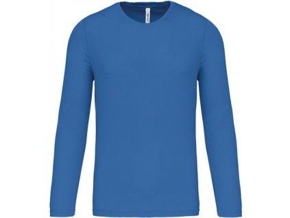Pánské sportovní tričko dlouhý rukáv