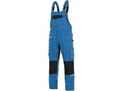 Pánské zkrácené kalhoty s laclem CXS STRETCH