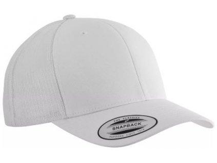 Kšiltovka Trucker cap retro style Yupoong˝