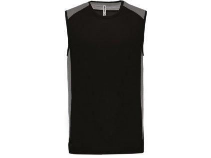 Sportovní tričko bez rukávů