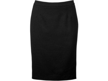 Úzká pouzdrová sukně