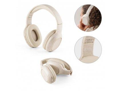 Skládací bezdrátová sluchátka FEYNMAN