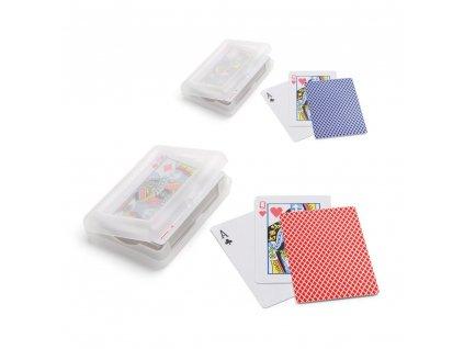 Balíček 54 karet JOHAN