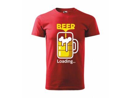Tričko pánské BEER LOADING