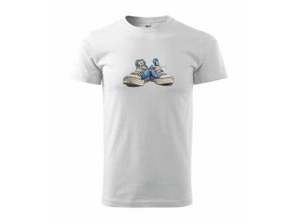Tričko pánské/dětské TENISKY