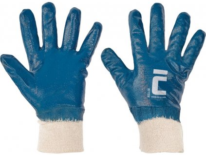 Celomáčené pracovní rukavice ROLLER