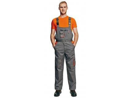Laclové kalhoty DESMAN CLASSIC