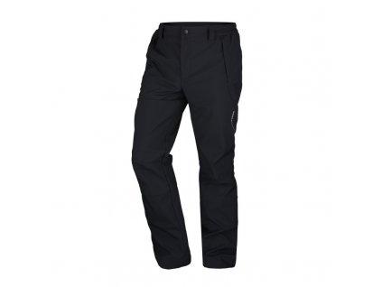Pánské softshellové kalhoty BAAS NO-3709OR