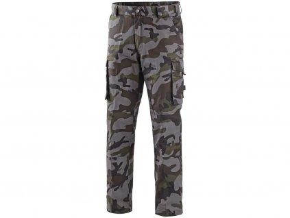 Pánské maskáčové kalhoty CXS CAMO