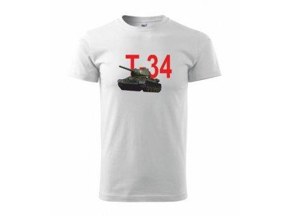 Tričko pánské/dětské TANK T-34