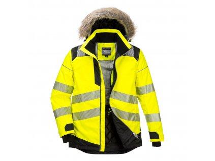 PW3 Hi-Vis Parka Jacket