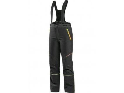 Dětské zimní softshellové kalhoty CXS TRENTON