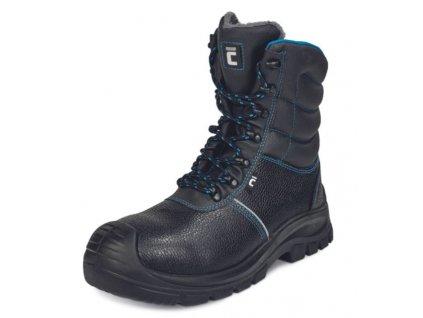 Zimní poloholeňová obuv RAVEN XT S3 CI SRC