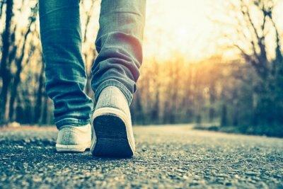 5+1 důvod, proč chodit pěšky